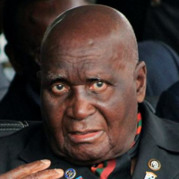 KAUNDA WAS A GREAT PATRIOT WHO LOVED HIS PEOPLE PROFOUNDLY, SAYS PRESIDENT BUHARI